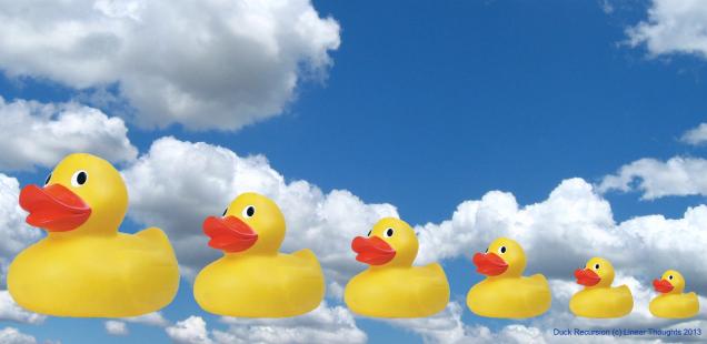 Recursive ducks